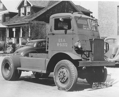 なぜこの車(オートカー 1940)は上にワイパーがあるんですか?