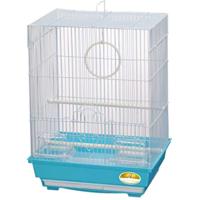 写真の鳥かごで姫ウズラは最大何羽飼育出来ますか? 付属の餌箱×2・止まり木×2・ブランコ×1は 使用しません。 代わりに鳥かご地下置きで、 水いれ・餌いれを置きます。  長さ28㎝・幅34.5㎝・高47㎝