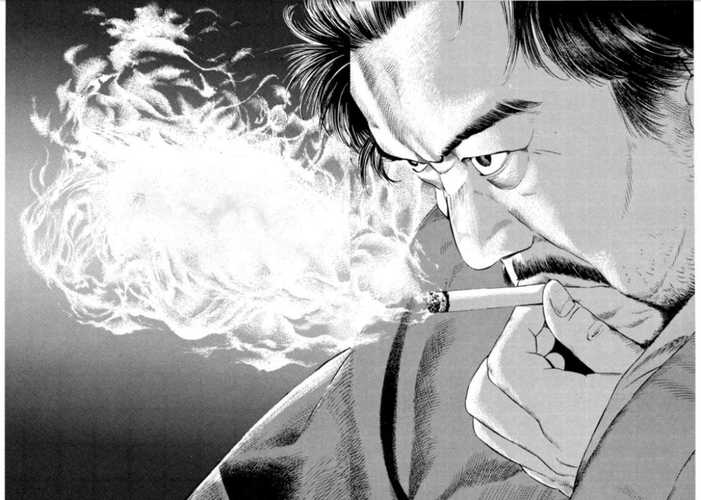 将棋を指す人の煙草の吸い方 朝ドラ『ふたりっ子』の銀蔵を見て 月下の棋士という漫画の棋士達と同じ煙草の持ち方をしている と思いました。 あの煙草の持ち方は何か理由があるのでしょうか? 知ってい...