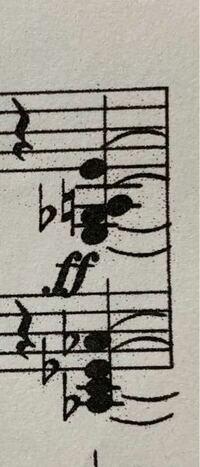 左手と右手の音を教えてください。読めなくてこまってます。ハ短調です