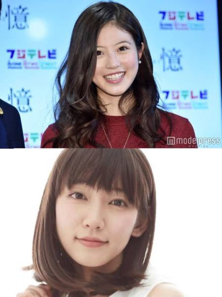 今田美桜と吉岡里帆どっちが美人と言えますか?
