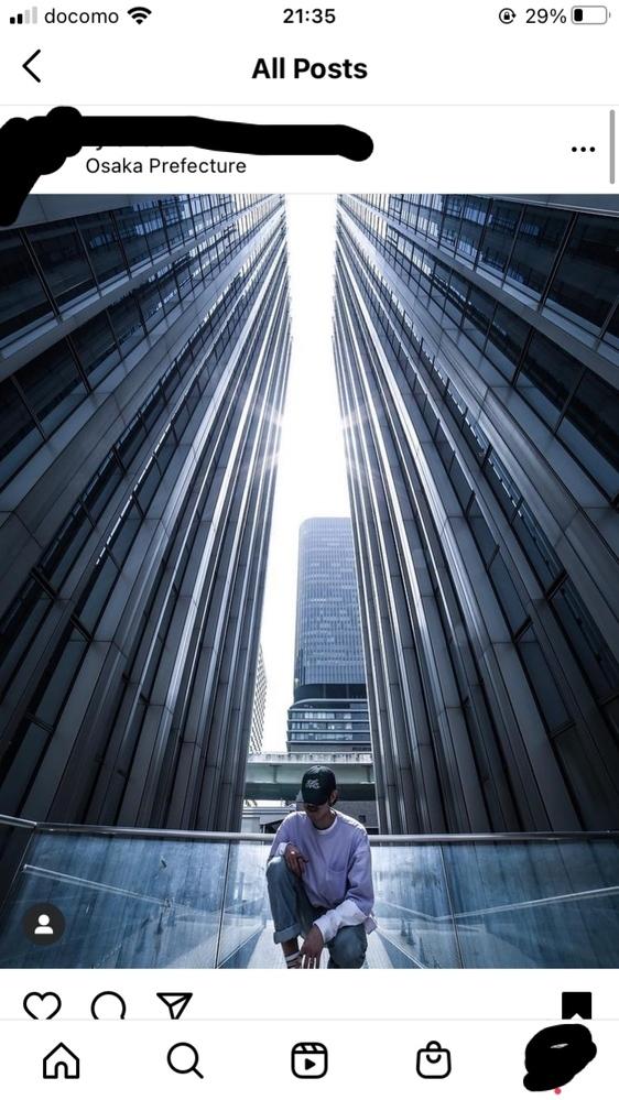 この写真の場所は大阪のどこですか??