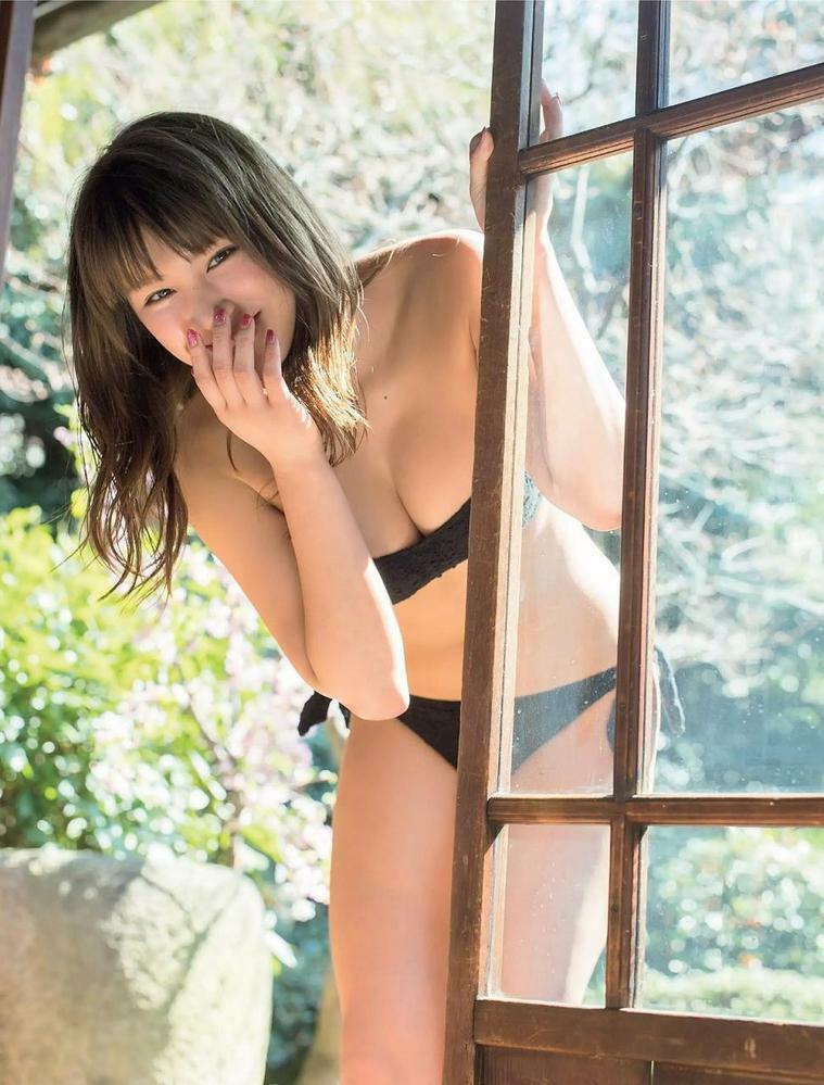 久松郁実の一番好きな画像は何ですか?