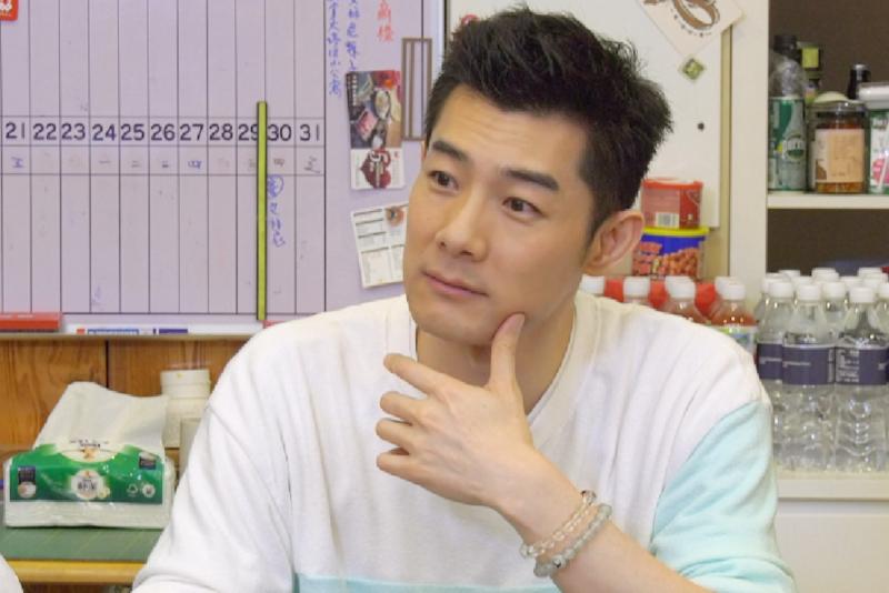 これ台湾の俳優さんですけど、日本人の俳優の誰かに似ているような気がします。 みなさんが思い浮かぶ名前を教えて下さい