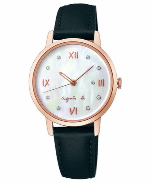 女子高生です。 内側に時計盤を持ってくるのってダサいですか? 30mmです。