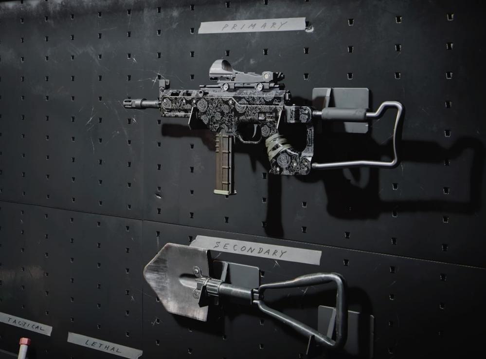 ワルサーMPLって電動ガンで発売されていませんよね?比較的形が近いScorpion mod.mにワイヤーストックを付けようと思っているのですが可能ですか?完全に個人の力量になると思うのですが… (下の写真なのですがCODBOCWで登場してくるLC10という銃です。モデルってワルサーMPLで合っていますか?こういう感じのワイヤーストックが作りたいです)