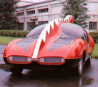 この車の名は?