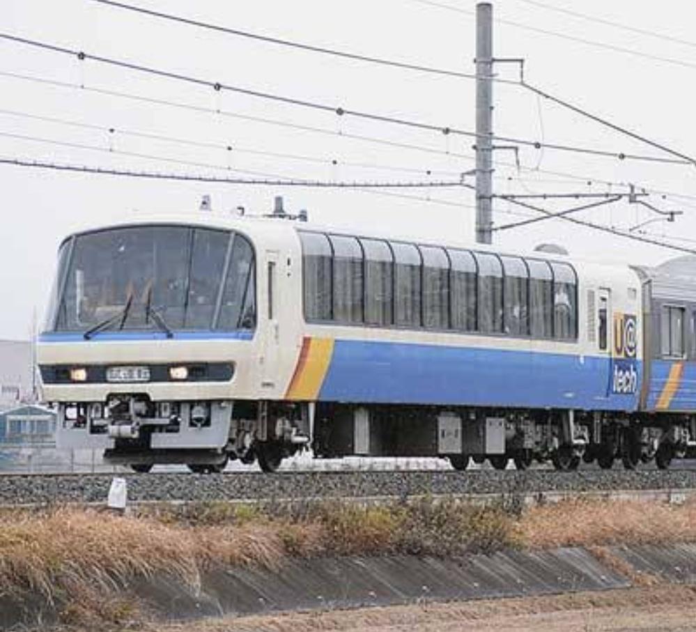 これ何ていう列車ですか?