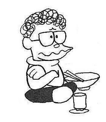 隣でラーメン大好き小池さんがラーメンを食べながらラーメンを釣っていたらどうしますか?