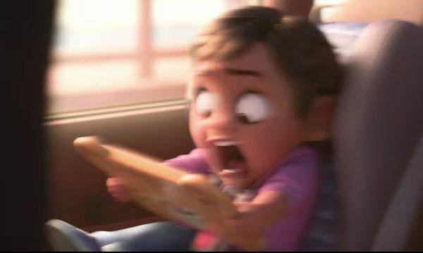 この子がでるアニメ教えてください。トイストーリーじゃないですよね?