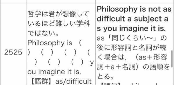 この文で、「a」を Difficult の前におかない理由は何ですか?