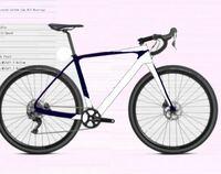 こんな配色のロードバイクどう思いますか?
