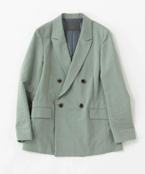 このジャケットをカジュアルに着たいのですが合うコーディネートを教えて下さい。 丈はお尻が隠れるぐらいです。