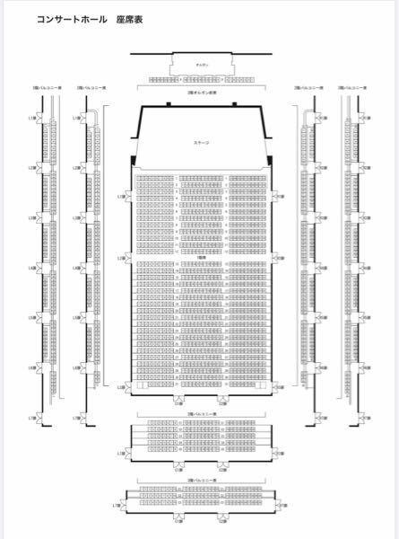 東京オペラシティで開催されるピアノリサイタルに行きたいと思うのですが、席はどの辺がおすすめですか?S.A.B席の金額の差はそれほどないので音が良い席が良いのですが…具体的に教えていただけると嬉しいです。 よろしくお願いいたします