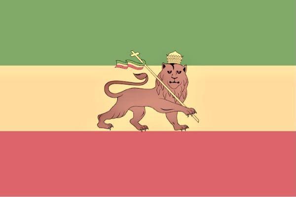 多分レゲエだと思うんですけど、旧エチオピアの国旗みたいなジャケットのアルバムの名前を教えて欲しいです。 こんな感じのジャケットだと思います。ちなみにジャパレゲではないです