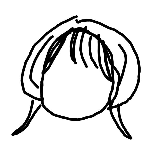 自分に似合う髪型が分かりません。 私はデコが広く頭も長く、顔も面長なのですが、 今肩につくかな程度のウルフカットをしてるのですが、それがどうも変で気持ち悪くて、悩んでます。 横髪のレイヤーが重めです。レイヤーは頭が大きいのが軽減されると思ったのですが、余計に大きく見えている気がしてます。レイヤーはなしの方がいいでしょうか。 あと襟足もあるよりない方が顔がスッキリして見える気がしています。 ショートの方が顔は小さく見えますか? 今通ってる美容院はほんとに希望した写真の通りやってくれるので、今度からオーダーの仕方を変えたいのです。 どうやったらかわいくなりますか?(T_T)