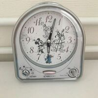 小学生の頃に使っていた時計が 出てきたので、久々に目覚まし時計として 使おうと思ったのですが...  アラームの設定のやり方が分からなくて... もし分かる方がいたら教えて下さい!
