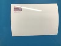 ローソンのシール用紙にネットプリントしたのですが、こんな風になりました。原因わかる方いますか?