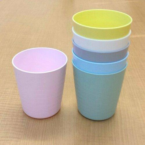 1日、水2リットル飲みたいのですがIKEAの画像のコップだいたい何杯分飲めばいいでしょうか?