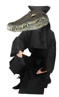 てんぷら☆PRESENTS【世界ふしぎ生物発見!】   ついに発見!  この不思議な生物のことを 詳しく教えていただけませんか?   第2回「黒子ダイル」