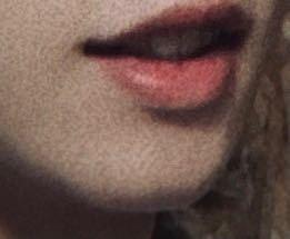 【写真あり】これってタラコ唇ですか??