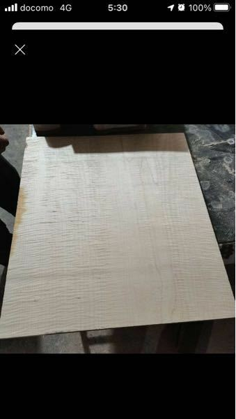 この木材は、どの種類の、何という 木材か、わかりますか??