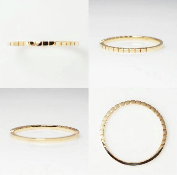 結婚指輪の幅が1.2ミリって細すぎですか? 色々見ていて気に入った指輪が1.2ミリの極細リングです(写真の指輪です)。 一目惚れしたとはいえ、強度やカジュアル過ぎないかという点で少し心配です。 ちなみに私はK18イエローゴールド、彼氏はプラチナで作ってもらいます。 薬指のサイズは、私は平均より細めの7号、彼氏は華奢で手も小さく10号なのである程度見た目のバランスは取れると思います。 実際に試着してみないと分からないですけど…。 極細リングを結婚指輪として購入された方や、詳しい方がいたらご意見を頂けると嬉しいです。