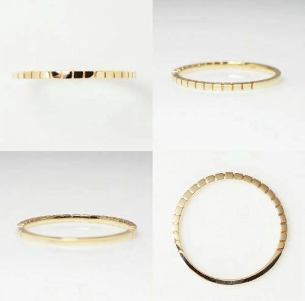 結婚指輪の幅が1.2ミリって細すぎですか? 色々見ていて気に入った指輪が1.2ミリの極細リングです(写真の指輪です)。 一目惚れしたとはいえ、強度やカジュアル過ぎないかという点で少し心配です。 ちなみに私はK18イエローゴールド、彼氏はプラチナで作ってもらいます。 薬指のサイズは、私は平均より細めの7号、彼氏は華奢で手も小さく10号なのである程度見た目のバランスは取れると思います。 実際に...