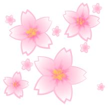 桜の花が似合うキャラクターといえば誰を思い出しますか?