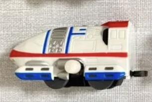 この電車の名前を教えてください。