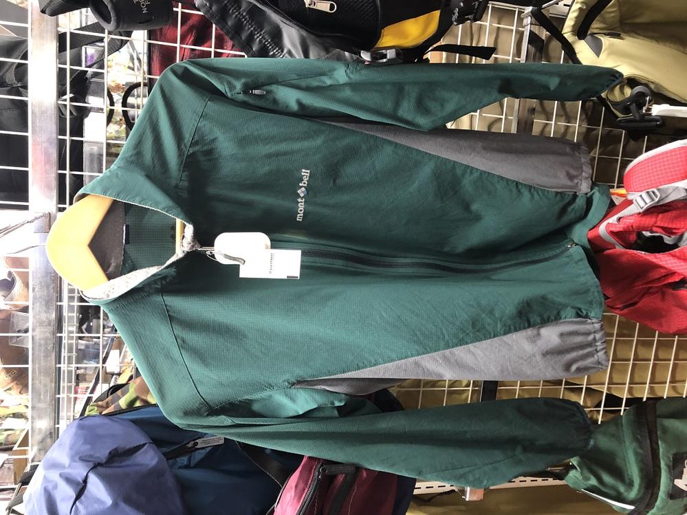このモンベル のジャケットの型番・商品名わかる方見えますか?