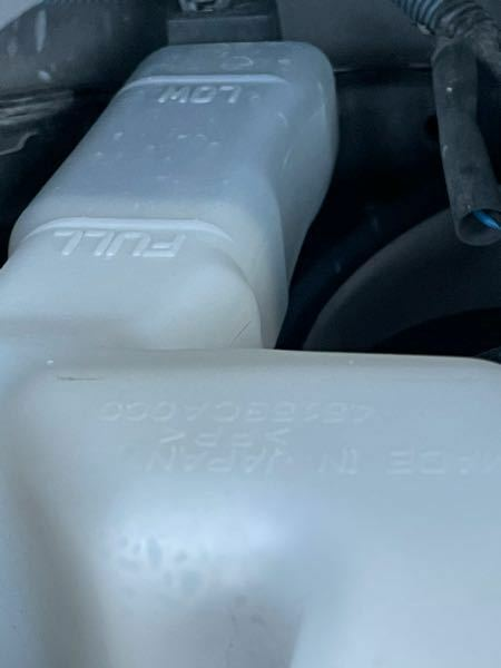 冷却水これくらいって少ないですか?