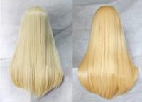 「淡い金色の髪」って、どっちですか?  右? 左?   -
