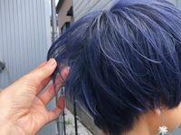美容院で2回ブリーチしたあと、青色(ブルー)を入れてもらいました。2週間ほど経ちましたが、色が薄くなってきたな〜と感じます。次も同じような色を入れたいのですが、その場合美容院での予約は、カラー&カット でよ ろしいのでしょうか?ブリーチは必要ですか?初心者なので、教えていただけると嬉しいです。 この色が近いと思います。