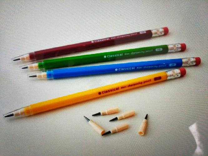 この鉛筆は?