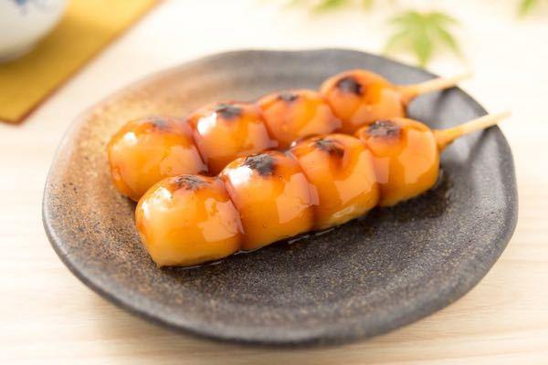 最近食べた和菓子はなんですか? わたしはみたらし団子です
