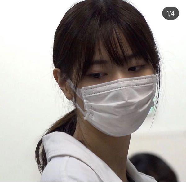 このマスクの商品名わかる方、教えてください!