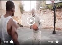 洋画のバスケの映画だと思うのですがこの人が出てる映画のタイトルわかる方いませんか?