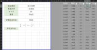 エクセルでVLOOKUPの関数を利用して、 複数条件を検索したいのですがうまくいきません。 例えばですが、 「北海道」「60」「2kg迄」を 右記の一覧から検索し、料金を表示させたいです。  知見のあるかた、ご教示頂けないでしょうか。
