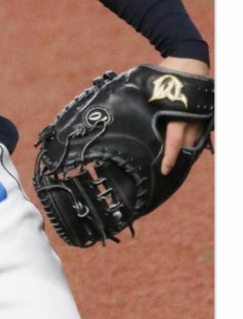 高校野球の規定で以下のようなグローブは使えますか? 刺繍は除いて、ヘリ皮(グレー)の色などです! よろしくお願いします。