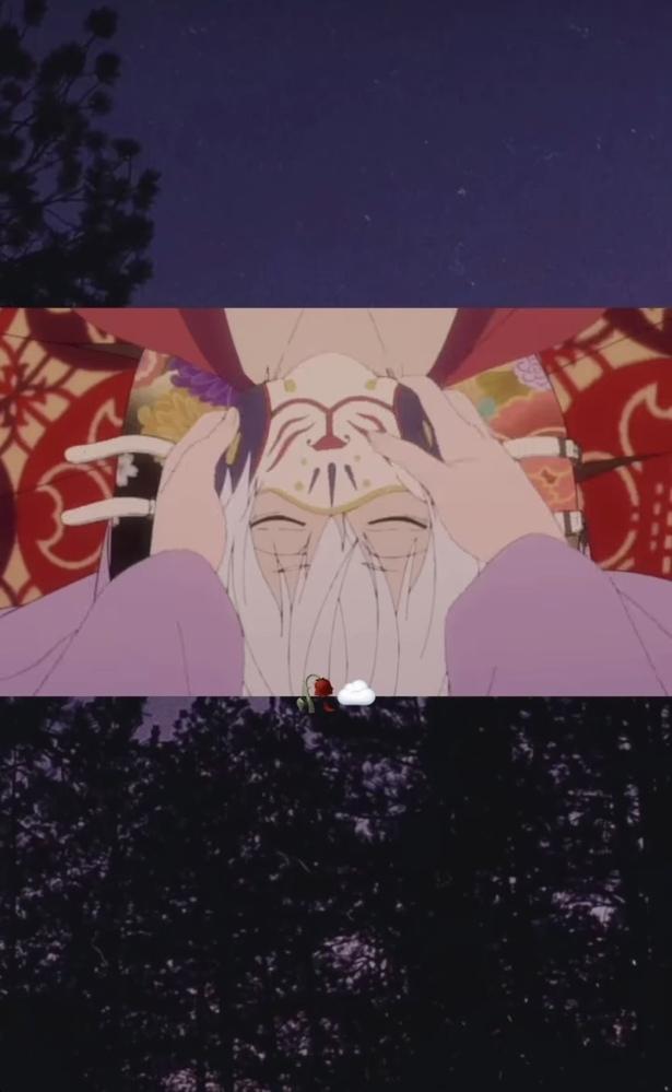 こちらのアニメのタイトルを教えてほしいです!