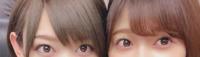 坂道パーツクイズ其の331 画像の現役または、元坂道メンバーは  左右それぞれ、誰と誰でしょう?