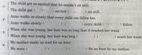 この英語の問題を教えてください。