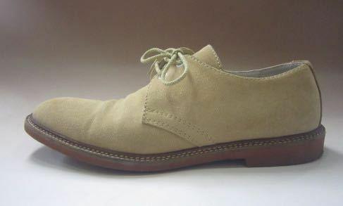 画像の様にソールが反った靴にシューツリーを入れておけば、反りはある程度改善されるものでしょうか? 因みに購入後8年間一度もシューツリーを入れたことはありません。