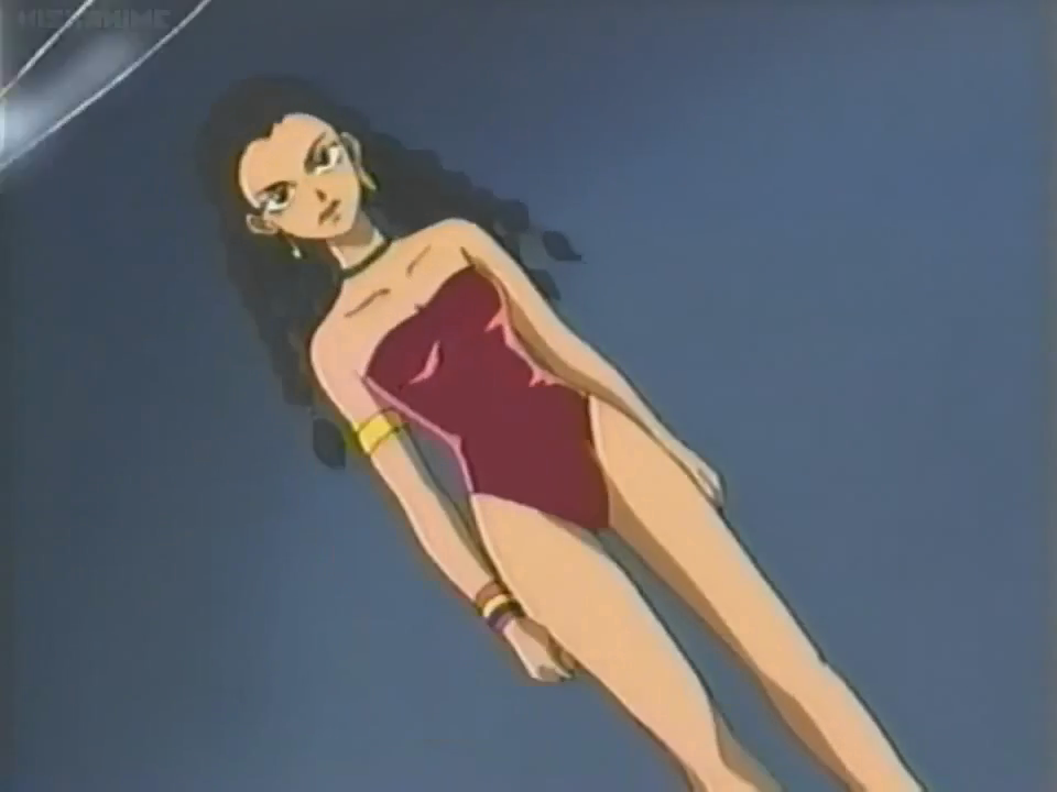 遊戯王のアイリーンは何故このような格好になったのですか?