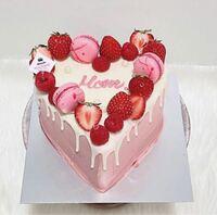 母の日とお母さんの誕生日が近いのでプレゼントを合同で毎年渡していたのですが、今年はいつもと少し変えてサプライズで写真のケーキを準備しようと思います。 喜んでくれますかね、、? やっぱりいつもみたいにママの欲しいプレゼントの方がいいでしょうか?