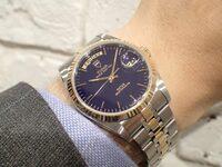 このロレックスみたいな時計は大人の時計だと思いますか(・_・?)