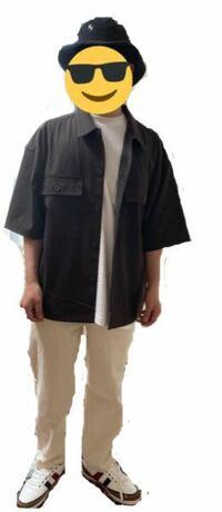 ファッション なんかおかしいんですけど、何がおかしいんでしょうか改善法欲しい。。。暑苦しい?なんかダサい