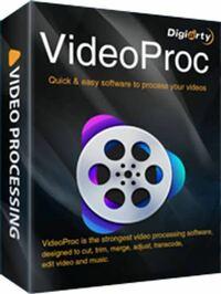 編集ソフト Videoprocがリリースされたのはいつですか?