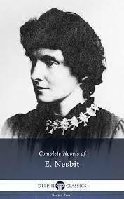 みなさんイーディス・ネズビット(1858~1926)の童話読んだことありますか? 今日は彼女の命日です